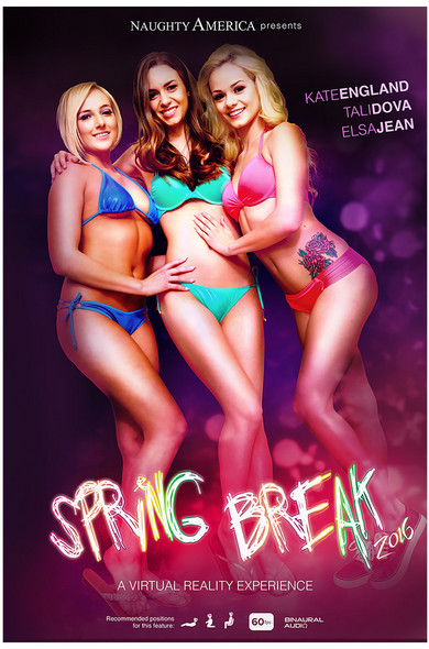 Kate England & Elsa Jean In Spring Break 2016!