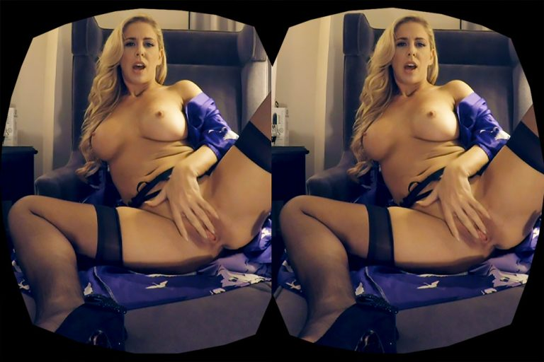 The GFE Collection: Masturbate with Step Mum VR Porn