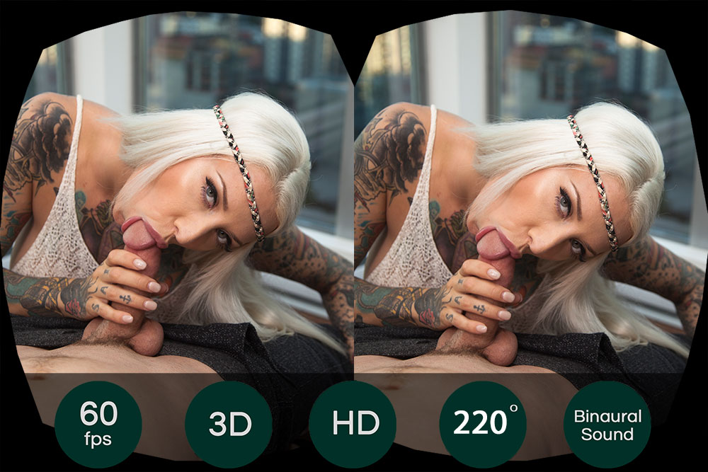 Music Festival Babe VR Porn