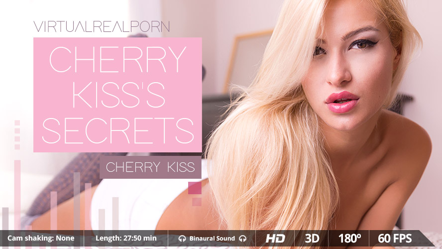 Cherry Kiss's Secrets