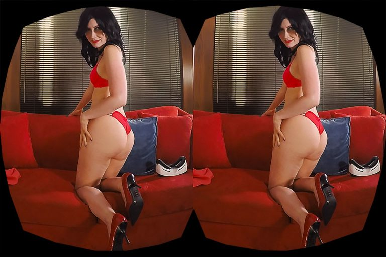 The Casting Couch Collection: Meet Lily McCoy VR Porn