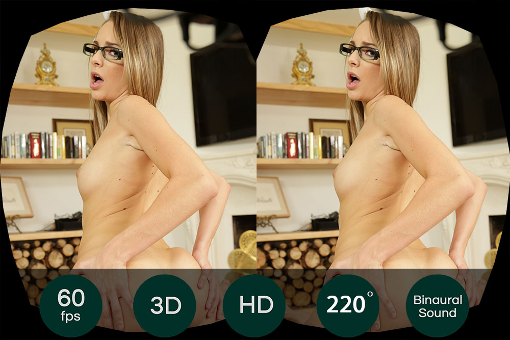 Sexy Gamer: Part 2 VR Porn