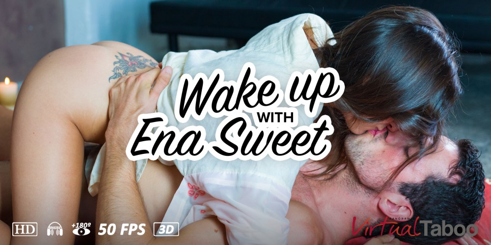 Wake up with Ena Sweet VR Porn