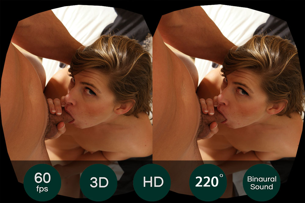 The GFE Collection: Don't Tell Mom! VR Porn