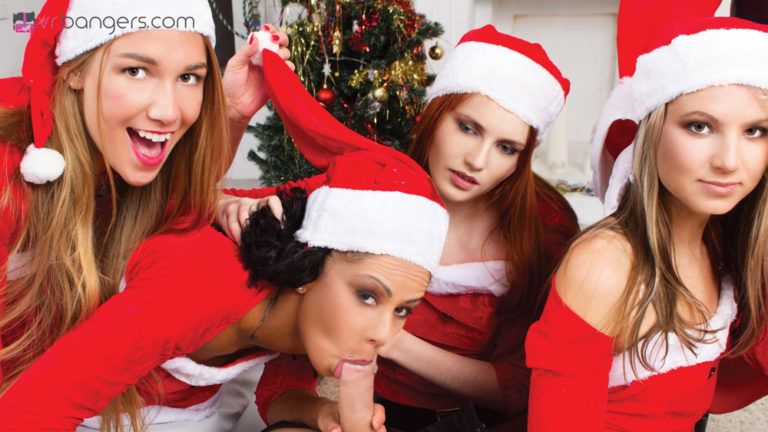 Merry XXXmas and Naughty New Year: part 1 VR Porn