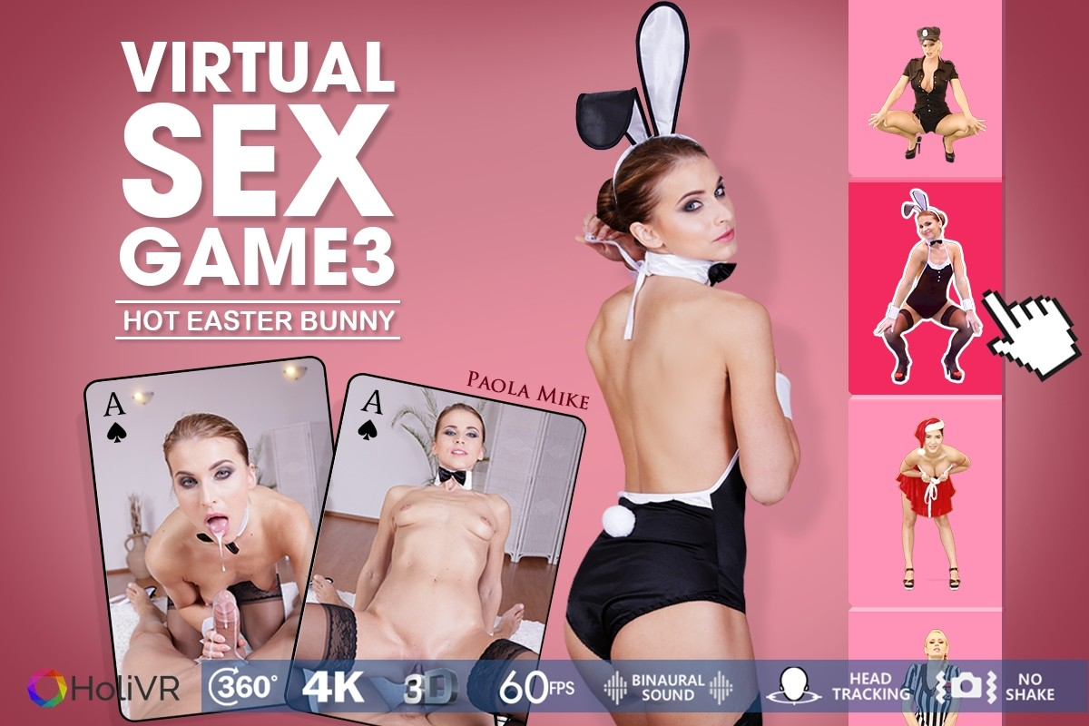 Virtual Sex Game 3 VR Porn