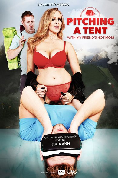 Julia Ann In Pitching A Tent VR Porn