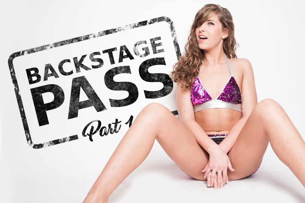 Backstage Pass Part 1 VR Porn